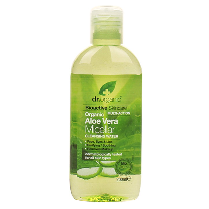 Dr. Organic Aloe Vera Micellar Water (200ml)