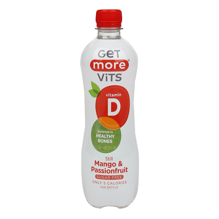 Get More Vitamine D Water