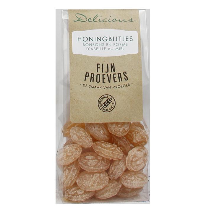 Delicious Honingbijtjes Bonbons au miel