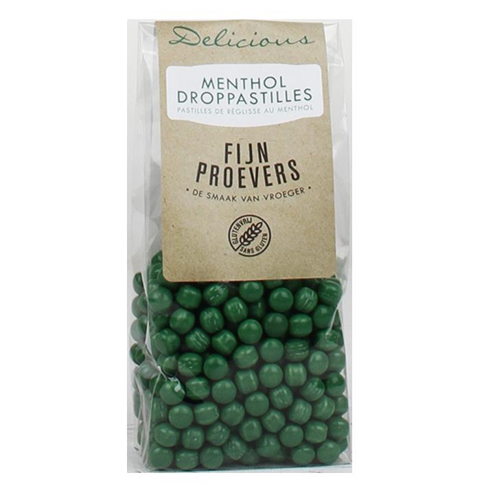 Delicious Menthol Droppastilles