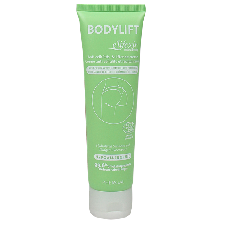E'lifexir Bodylift Anti-Cellulitis En Liftende Crème
