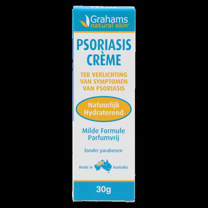 Grahams Crème pour le psoriasis (30 g)