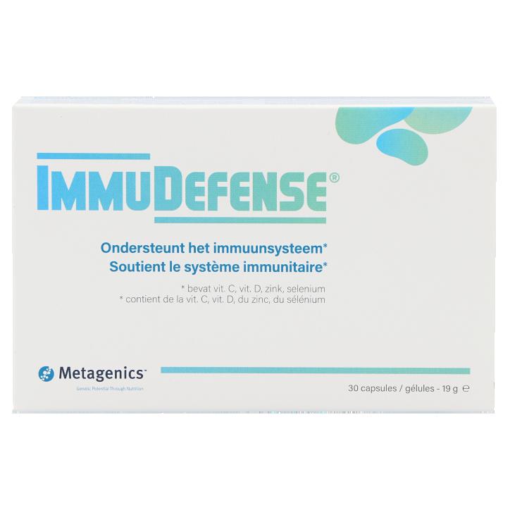 Metagenics ImmuDefense (30 Capsules)