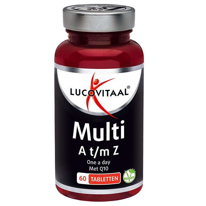 Lucovitaal Multi A-Z (60 comprimés)