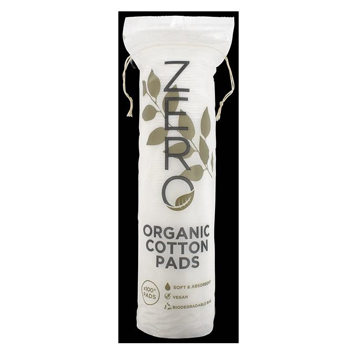 ZERO Organic Cotton Pads (100 Pads)