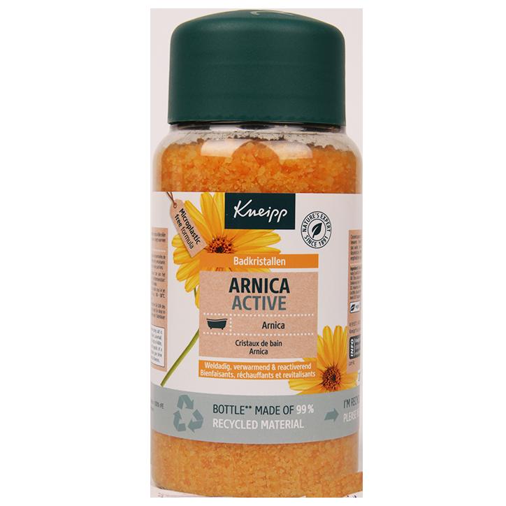 Kneipp Badkristallen Arnica Active (600 gram)