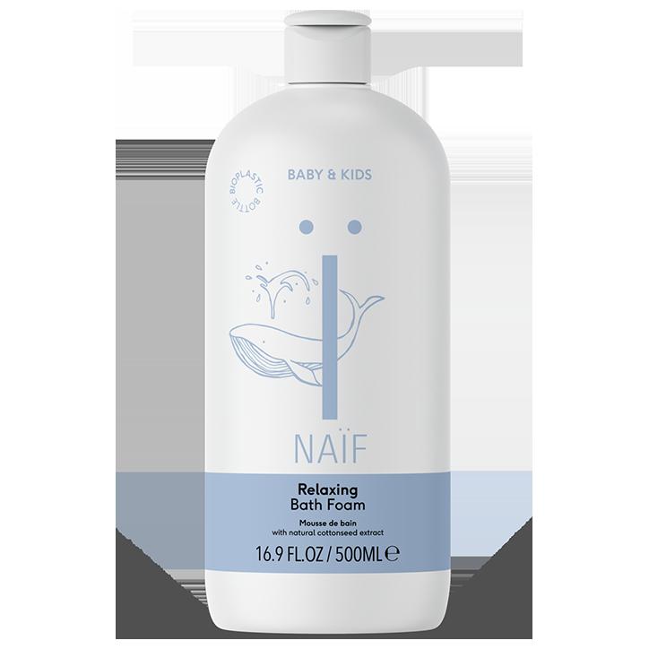 Naïf Relaxing Bath Foam (500ml)