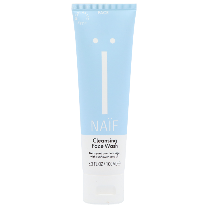 Naïf Cleansing Face Wash (100ml)