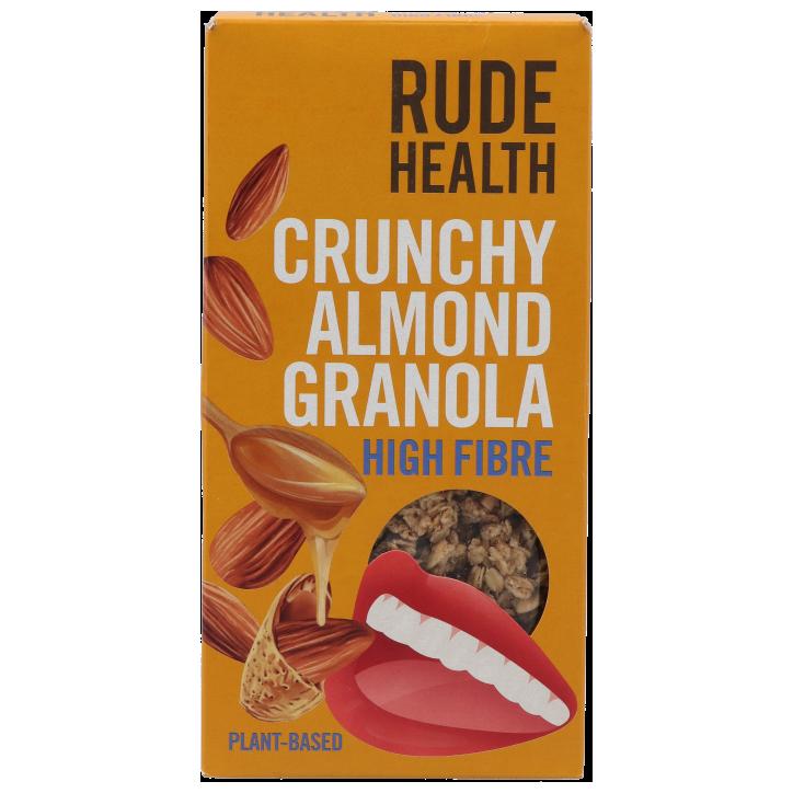 Rude Health Crunchy Almond Granola (400 gram)