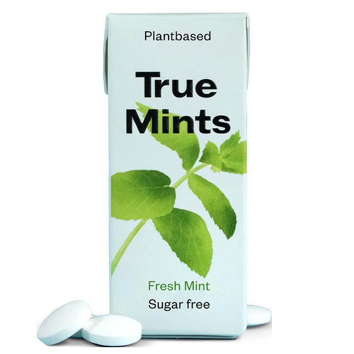 True Mints Pastilles à la menthe