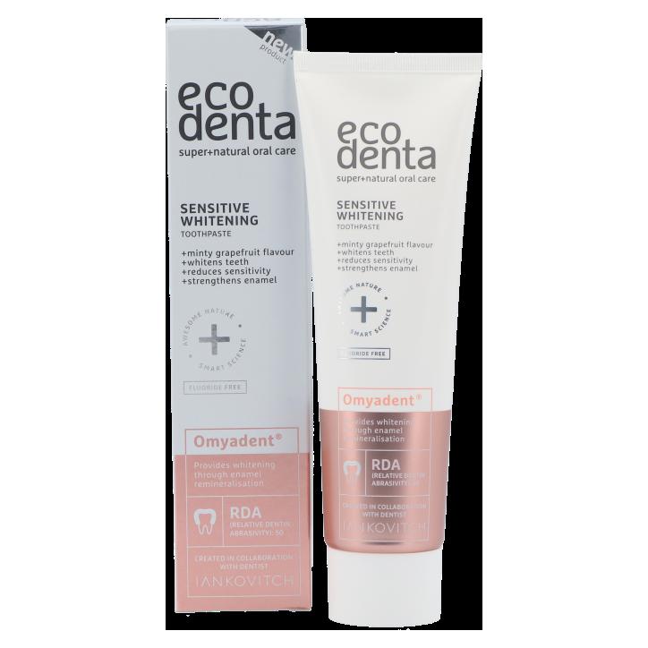 Ecodenta Sensitive Whitening Toothpaste (100ml)