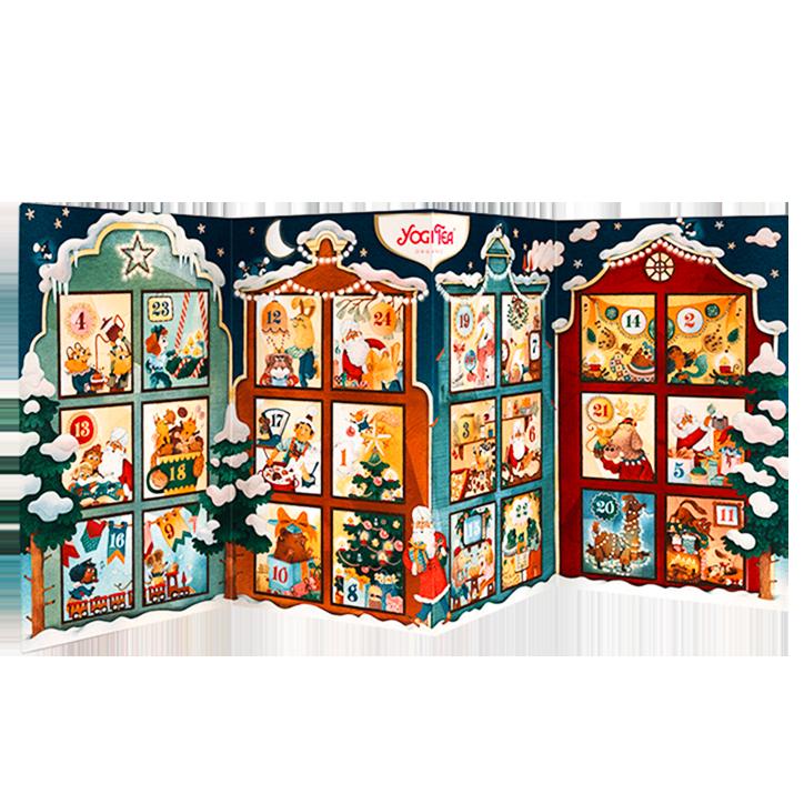 Yogi Tea Adventkalender (24 theezakjes)