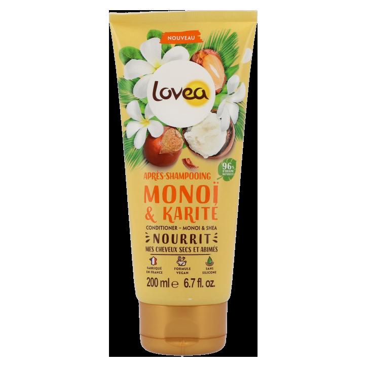Lovea Conditioner Monoi & Shea (200ml)