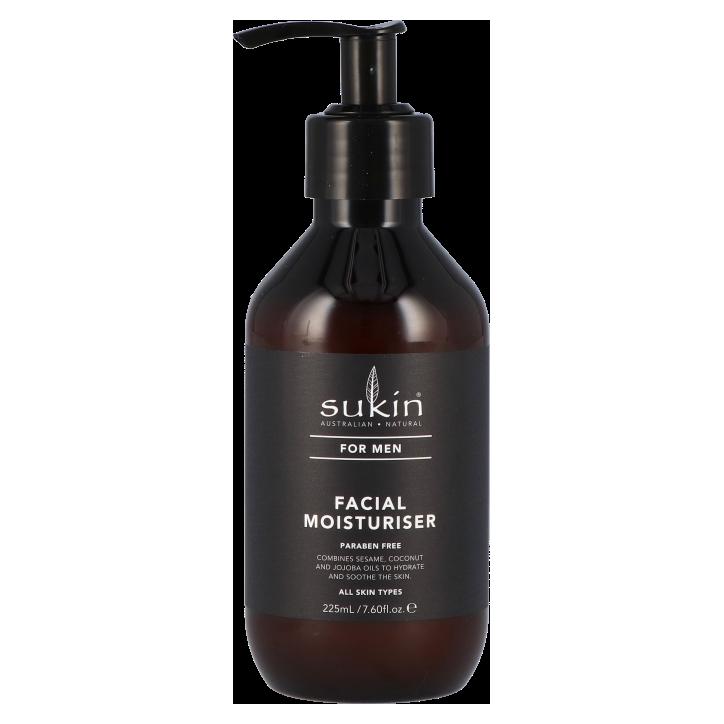 Sukin For Man Facial Moisturiser (225ml)