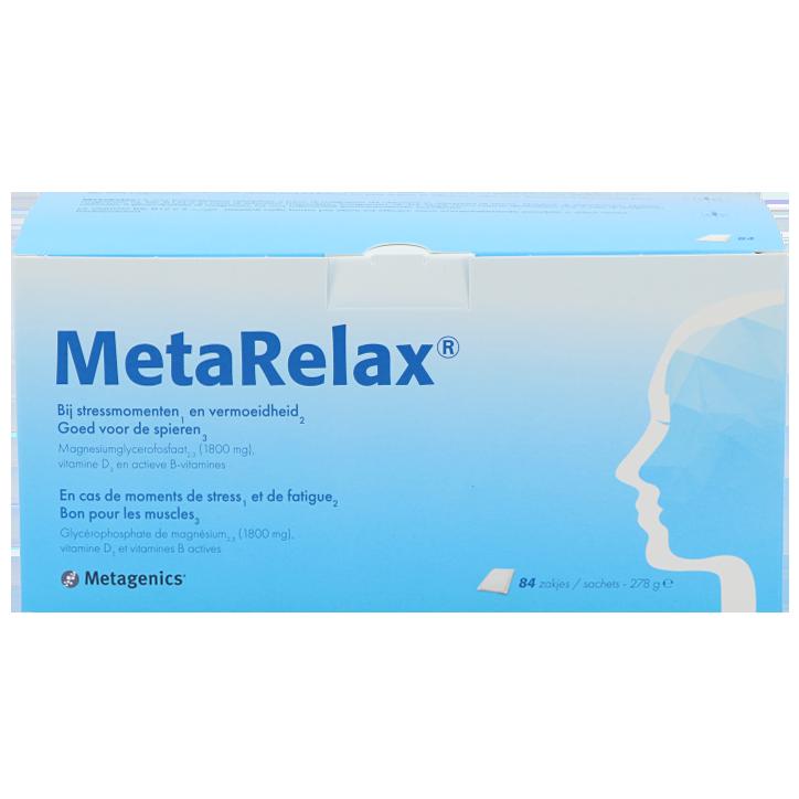 Metagenics MetaRelax (84 zakjes)