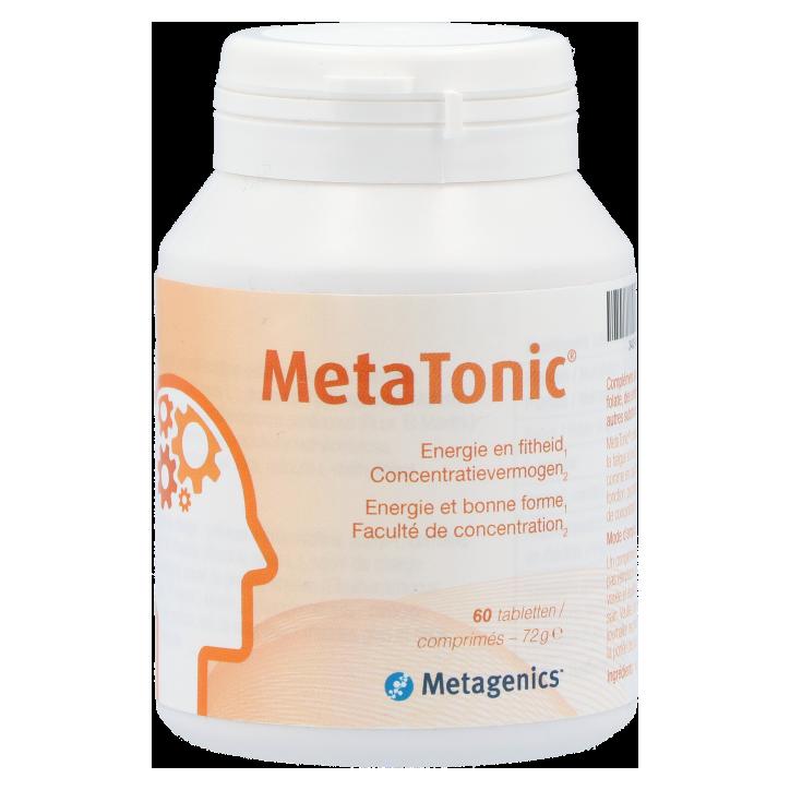 Metagenics MetaTonic (60 tabletten)