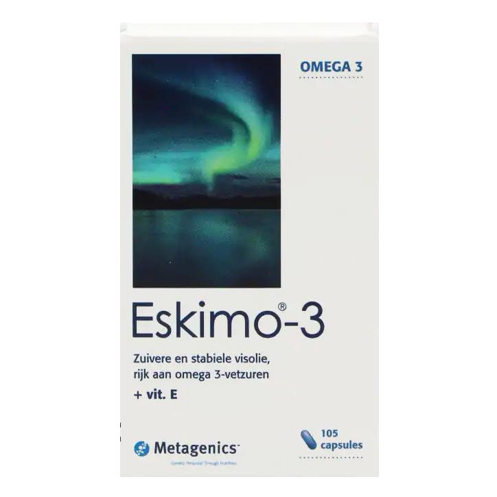 Metagenics Eskimo®-3 (105 capsules)