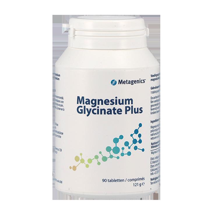 Metagenics Magnesium Glycinate Plus (90 tabletten)