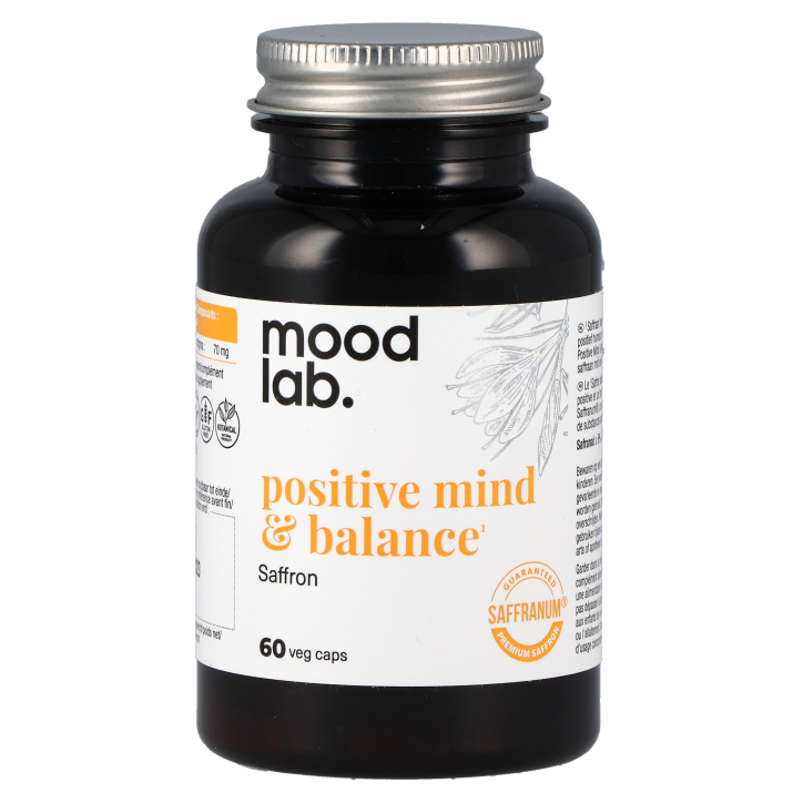 Moodlab Positive Mind & Balance (60 capsules)