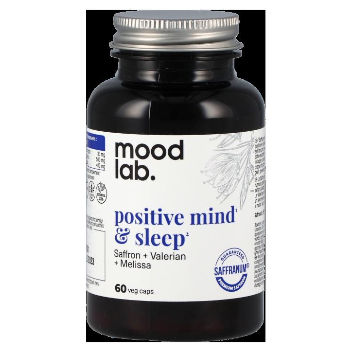 Moodlab Positive Mind & Sleep (60 capsules)