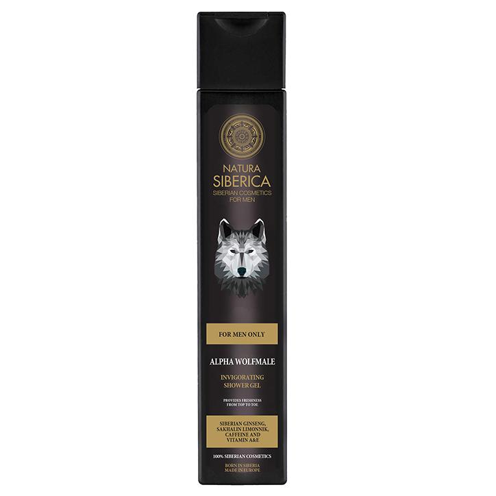 Natura Siberica For Men Invigorating Shower Gel (250ml)