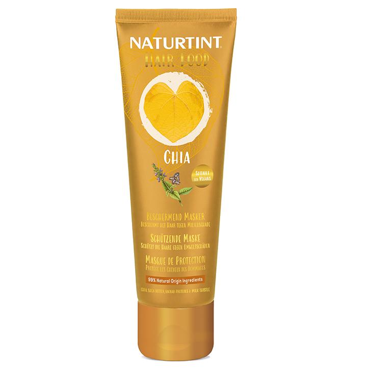 Naturtint Hair Food Masque protecteur aux graines de chia (150 ml)