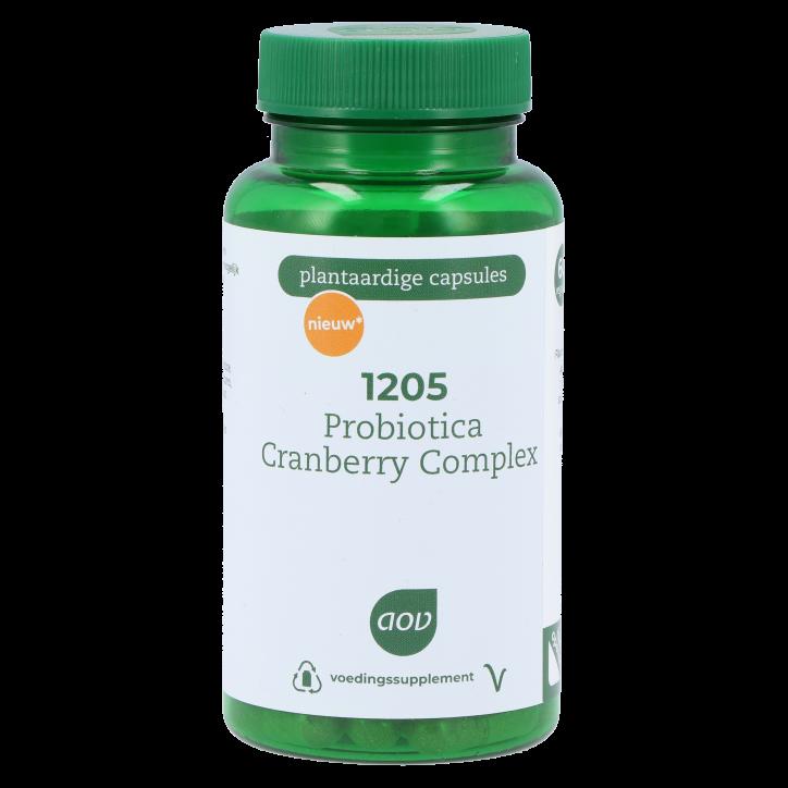 AOV Probiotica Cranberry Complex (60 capsules)