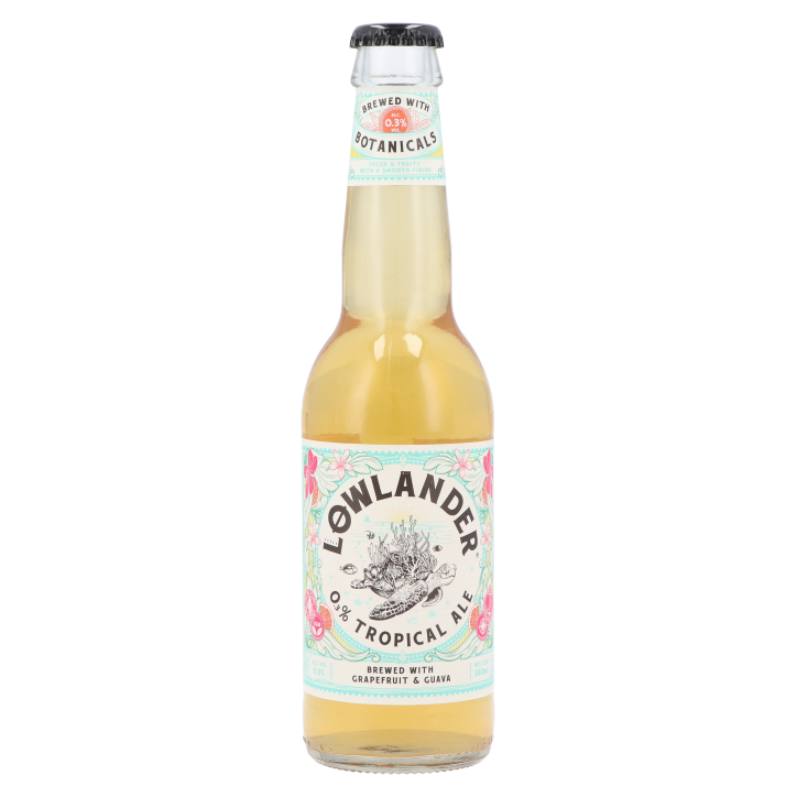 Lowlander 0.3% Tropical Ale (330ml)