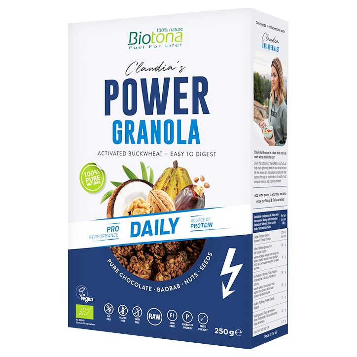 Biotona Power Granola Daily (250gr)