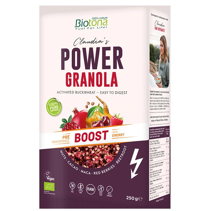 Biotona Power Granola Boost (250gr)