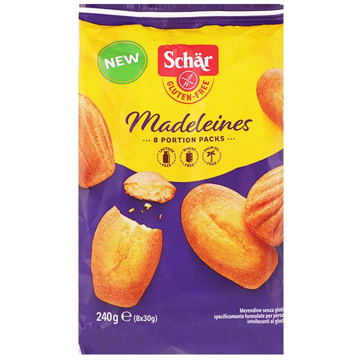 Schär Madeleines (8x30gr)