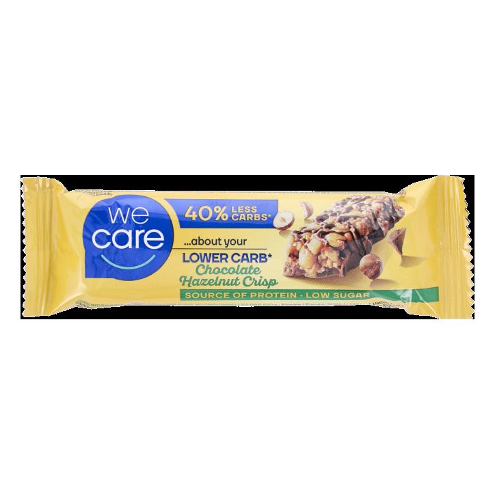 WeCare Lower Carb Chocolate Hazelnut (vervanger Atkins)
