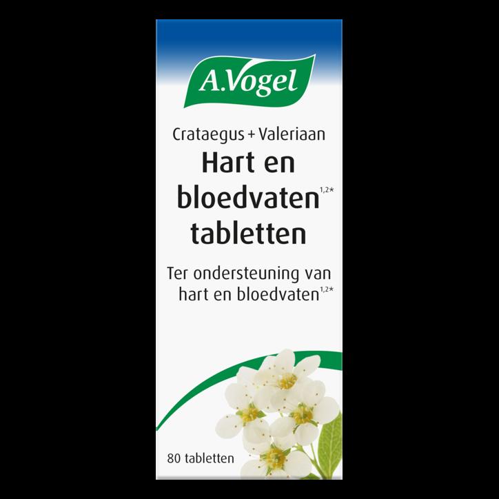 A.Vogel Crataegus Complex (80 Tabletten)