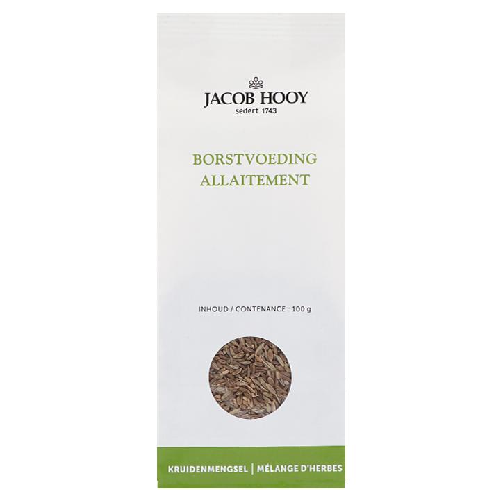 Jacob Hooy Borstvoedingkruiden (100gr)