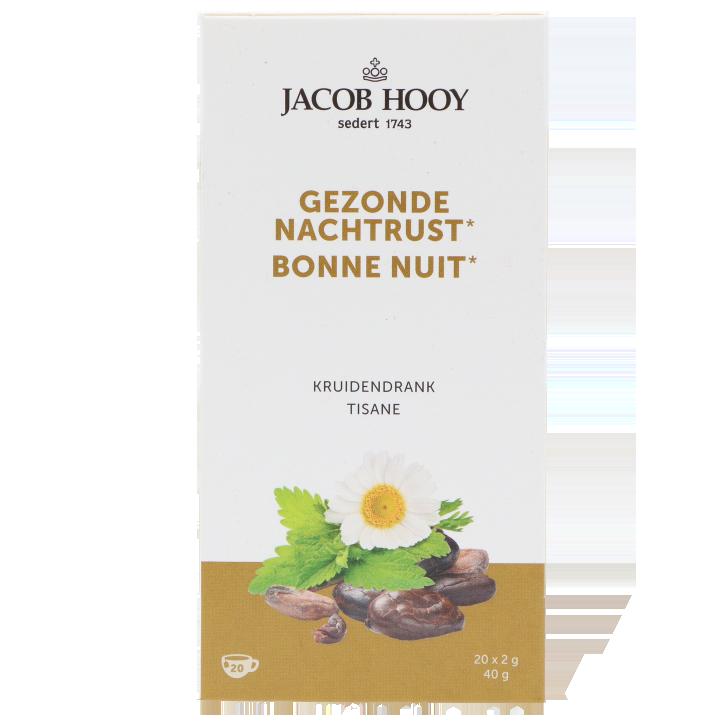Jacob Hooy Gezonde Nachtrust (20 Theezakjes)