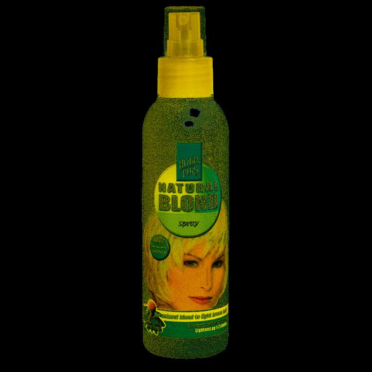 Henna Plus Spray blond naturel