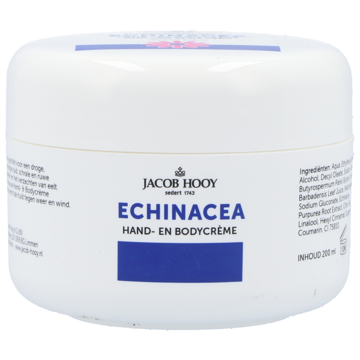 Jacob Hooy Echinacea Hand & Bodycrème
