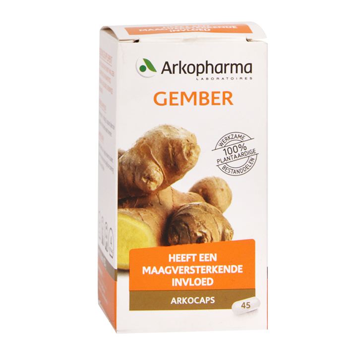 Arkopharma Gember