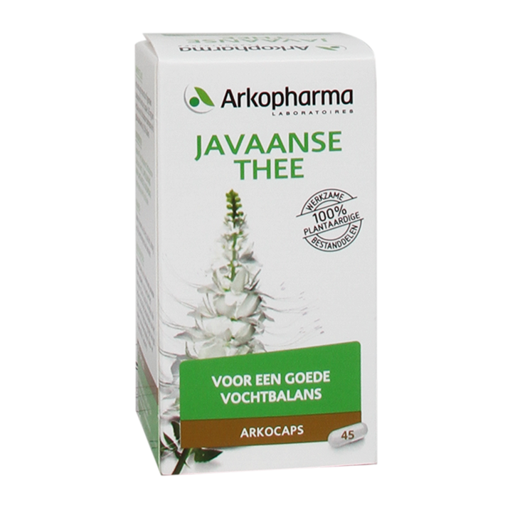 Arkocaps Javaanse Thee