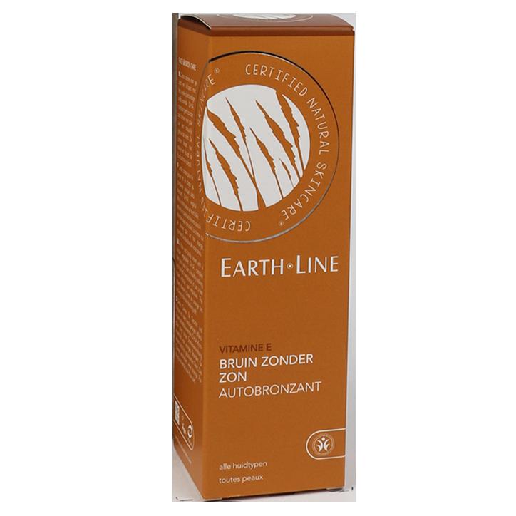 Earth·Line Bruin Zonder Zon