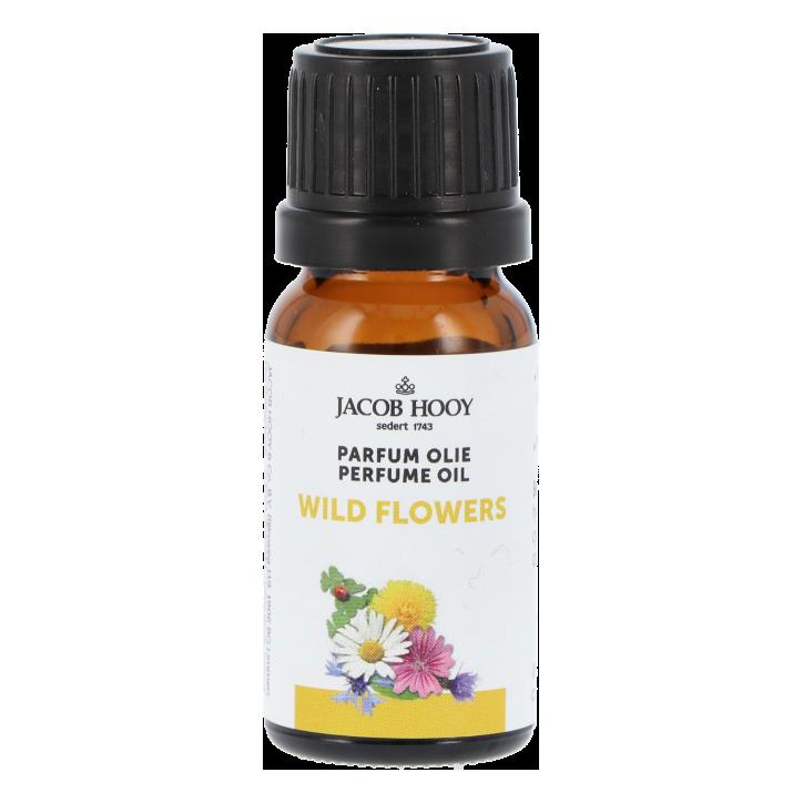 Jacob Hooy Parfum Olie Wild Flower