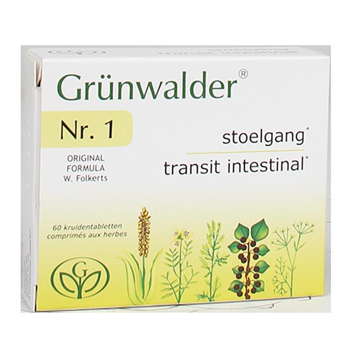 Grunwalder Grunwalder Nr. 1 (60 Tabletten)