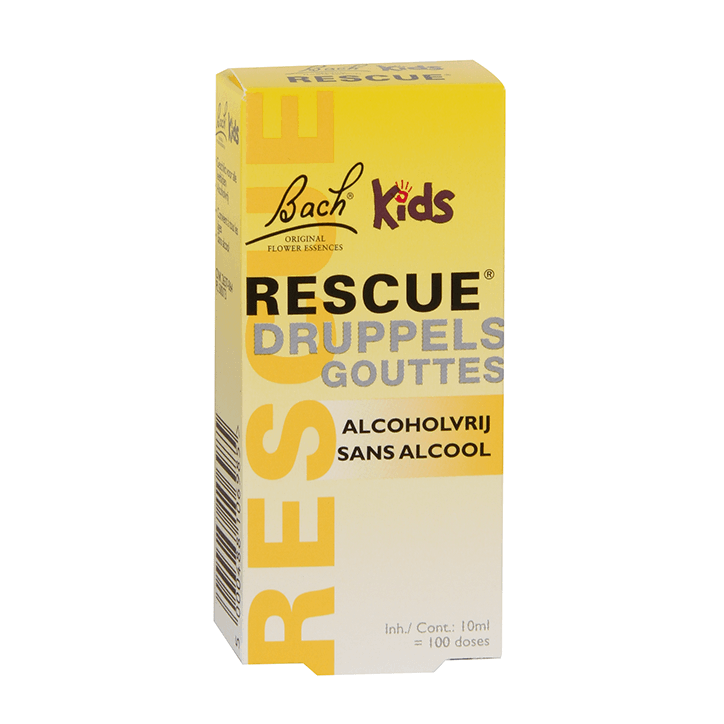 Bach Rescue Kids Druppels (10ml)
