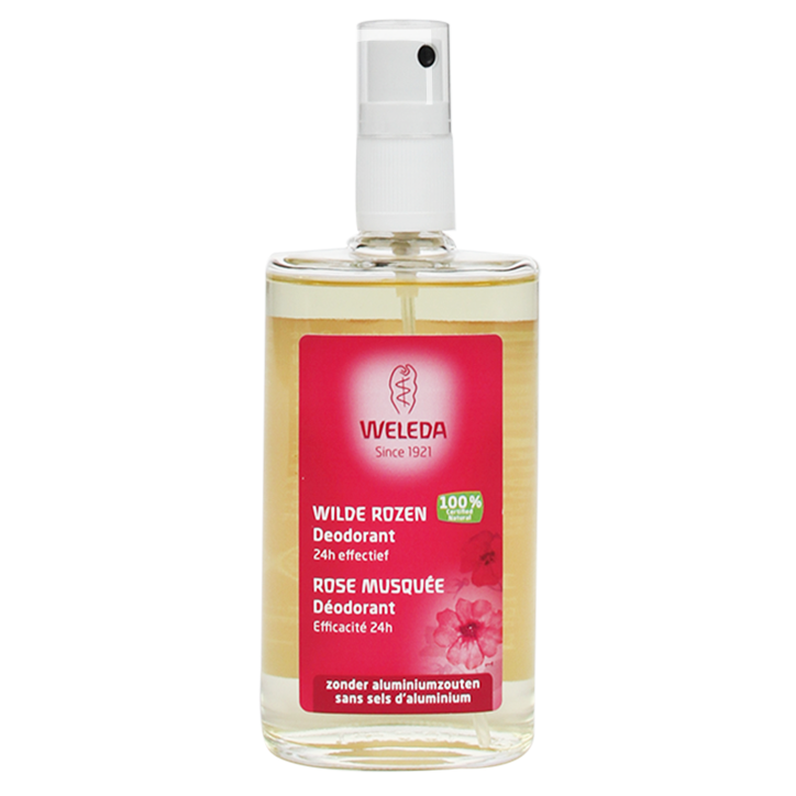 Weleda Wilde Rozen Deodorant (100ml)
