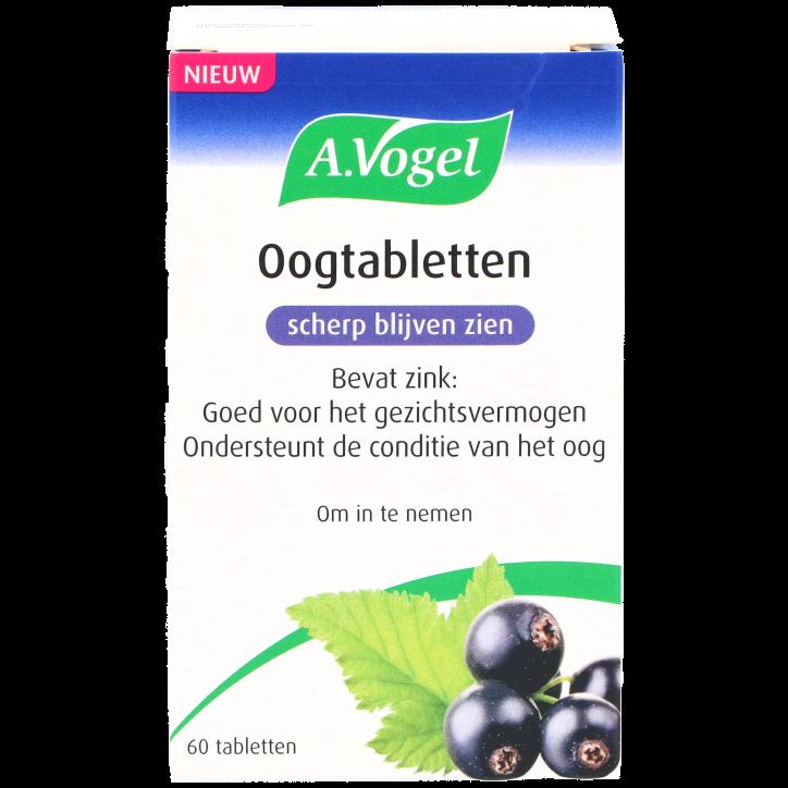 A.Vogel Oogtabletten (60 tabletten)