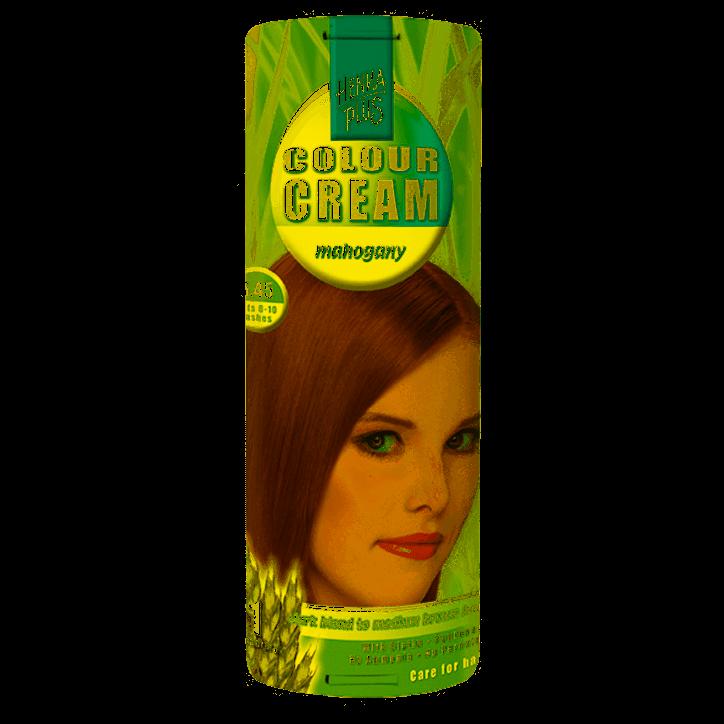 Hennaplus Colour Cream 6.45 Mahogany