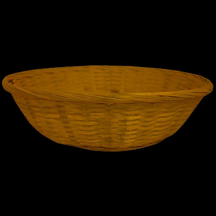 Bamboeschaal Cadeauverpakking 30 cm