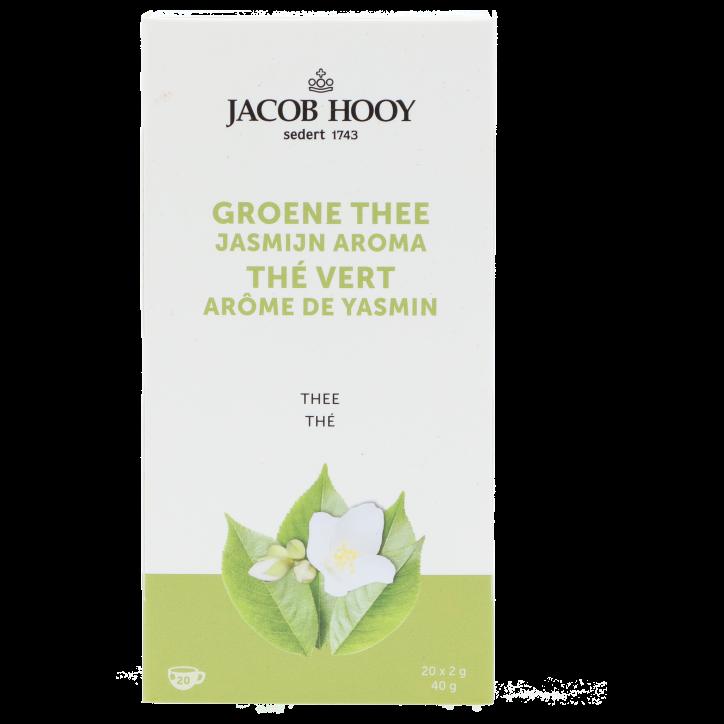 Jacob Hooy Groene Jasmijn (20 Theezakjes)