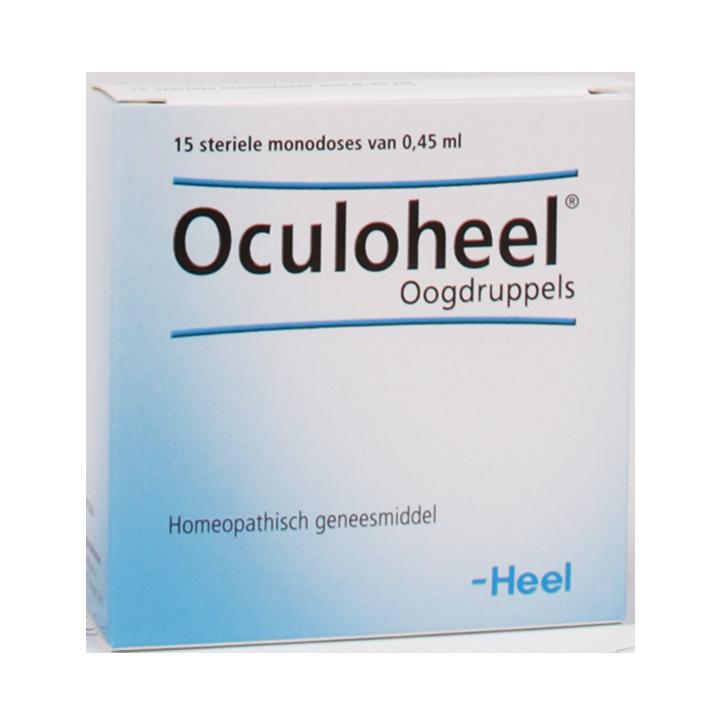 Heel Oculoheel Oogdruppels (15 Ampullen)