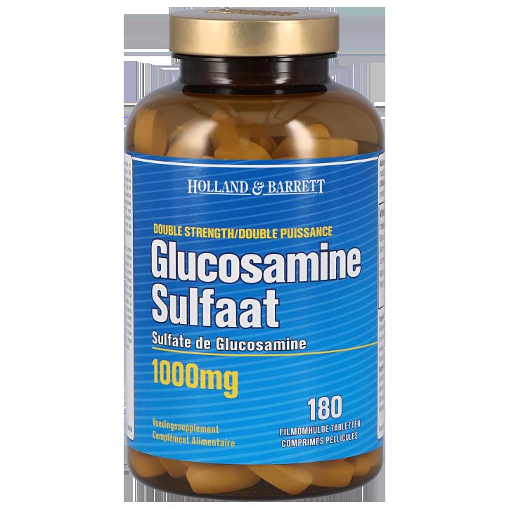 Holland & Barrett Glucosamine Sulfaat, 1000mg (180 Tabletten)